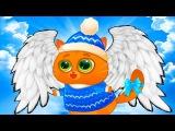 КОТЕНОК БУБУ #71 мультфильм про котиков новое обновление Рождество и Новый Год см...