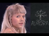 AURORA - It Happened Quiet New Masterpiece+subt.lyrics Nidaros Cathedral 02112017