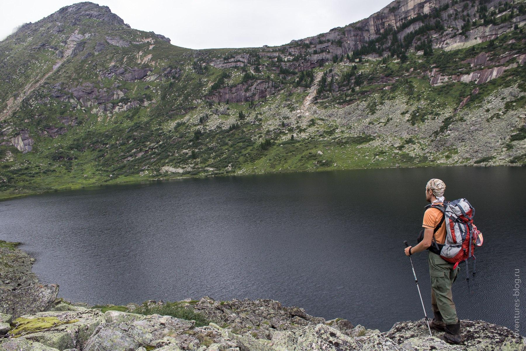 Озеро Золотарное
