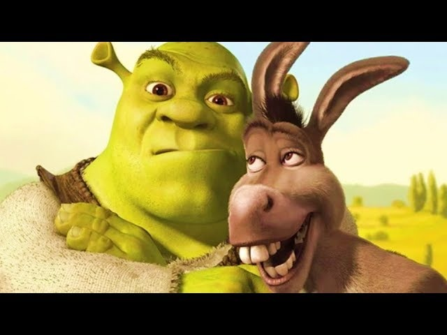 Урок Английского по мультфильму ШРЕК Учим Английский Весело
