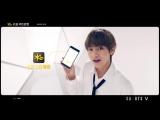 KB스타뱅킹 X 방탄소년단 - Making Film by KB국민은행(뷔 편)