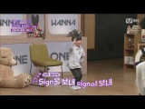 Wanna One Daehwi + little boy dance to TWICE 'SIGNAL' SO CUTE
