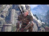Трейлер Геральта из The Witcher в Soulcalibur VI.