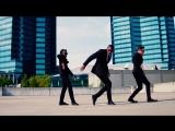 Танец, посвященный Майклу Джексону
