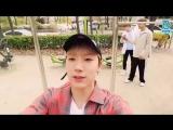 [ENG SUB/INDO SUB] 180403 NCT KUN TEN JUNGWOO LUCAS V LIVE - ??봄봄봄?? BomBomBom