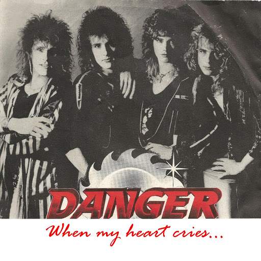 Danger альбом When My Heart Cries