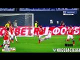 гол Смолова в ворота Испании
