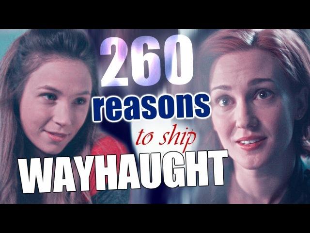 260 Reasons to ship WAYHAUGHT