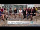 Silence Breakers Speak Out About 'Tipping Point' Of MeToo Movement