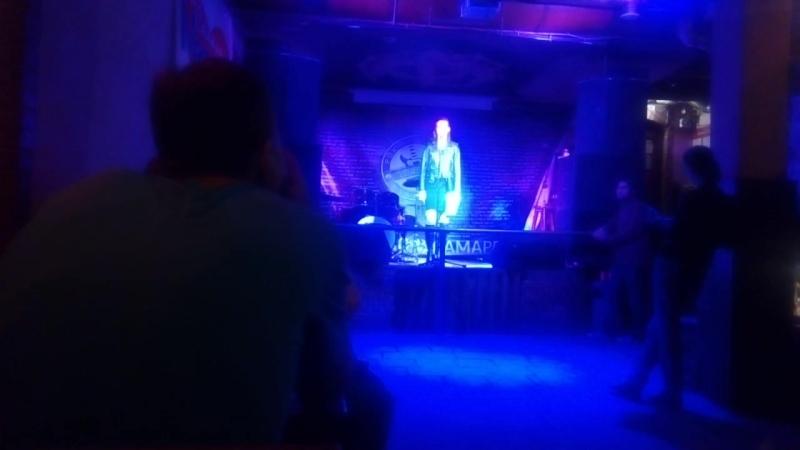 Творческий вечер в Подвале