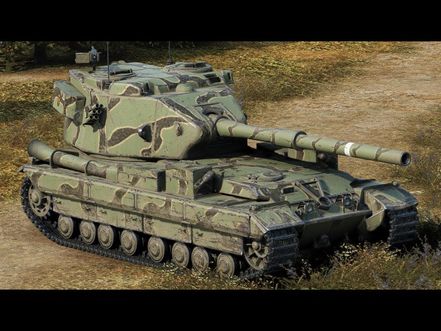 World of Tanks FV215b (183) - 6 Kills 13,8K Damage