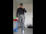 Just A Few Splits and Leg Raises after Running 8 miles! PLEASE COMMENT!!! - YouTube (720p)