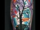 Идеи татуировок (Alex Pancho)