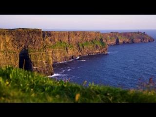 Ireland - The Road Not Taken - Ирландия - красивое аэровидео