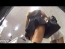 Sexy Teen Schoolgirl Mini Dress Legs Ass Upskirt Fetish Секси молодые Студентки в Мини платье Ножки Попка Без Трусиков Под Юбкой