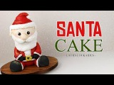How to Make a 3D Santa Cake - Laura Loukaides