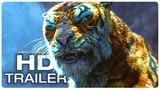 MOWGLI Trailer #1 (NEW 2018) Benedict Cumberbatch The Jungle Book Movie HD