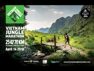 VietNam Jungle Marathon Trailer 2018 - Hachi8