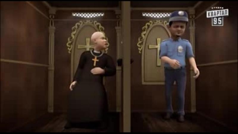 Мульти Барбара серия 8 всё лучшее детям гаишник на исповеди первый раз у психолога