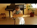 Ангелина Колесниченко. 8 лет. Финская народная песня