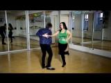 Как я учился танцевать сальсу!