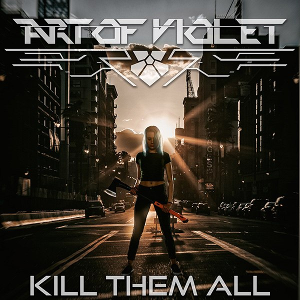 Новый сингл московского industrial metal проекта Art Of Violet — 'Kill Them All'
