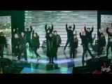 171221 B.A.P(비에이피) Hands Up 평창올림픽 G-50 축하쇼 직캠(Fancam) by 니키식스