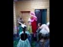Шоу мыльных пузырей у Кристины на 6 лет