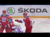 «Хоккей против рака».  «Врачи России» - «Легенды Хоккея» 4-8