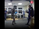 FEDOR: первый русский антропоморфный робот