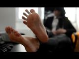 SOLES系列英文字幕对话,被女经理羞辱舔高跟酸臭裸足