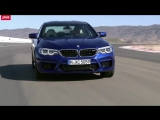 BMW M5 тест-драйв с Никитой Гудковым