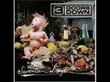 3 Doors Down - My World (with lyrics)
