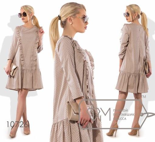 Платье № 10726