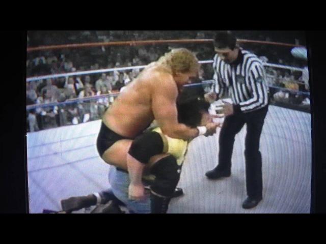 WWF IYH Psycho Sid vs Henry O Godwinn