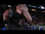 WWE 2K18 Entrance Mashup. Roman Reigns As John Cena