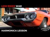 Low Rider by War - C harmonica lesson (Free Tab)