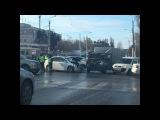 ДТП на пересечении пр. Ватутина и Костюкова 11.12.17