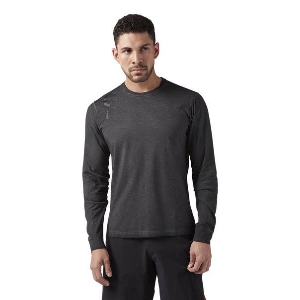 Спортивная футболка с длинным рукавом Reebok CrossFit