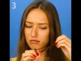 Лайфхаки с волосами от @5.min.crafts