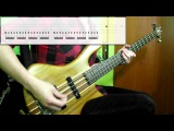 Lesson #15 Picking Technique Lvl.2 (Bass Exercise) (Play Along Tabs In Video)
