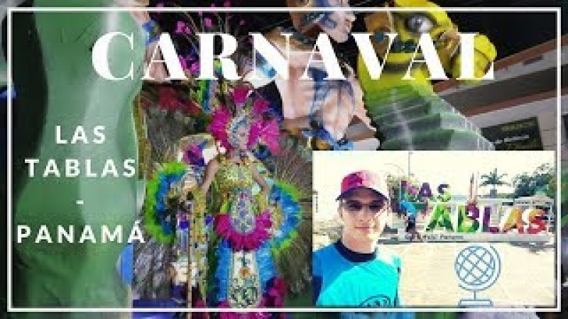 Así se Celebra el CARNAVAL en Panamá