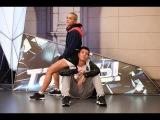 Тимур Базаров и Теона зажгли на шоу танцы на ТНТ