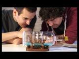 Ship in a Bottle LEGO Designer video | LEGO Ideas | 21313