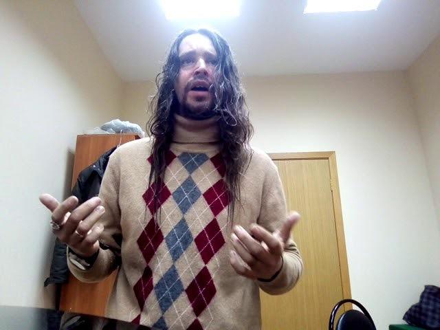 Ярослав Кукольников-В крови горит огонь желанья