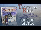 Ticket to Ride: Северные Страны — обзор настольной игры