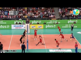 Best Volleyball Actions by Ilyas Kurkaev (RUS) - Volleyball Movie 2018
