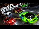 GTA 5 The Fast and The Furious The Drag Race