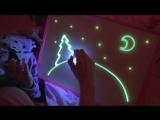 Рисуй светом - световой планшет
