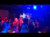 Директор Азовского моря на субботнем  рок н ролл пати в Brown Bar